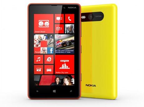 โนเกียเผยโฉม Lumia 920 และ Lumia 820 มาพร้อมเทคโนโลยีกล้อง PureView