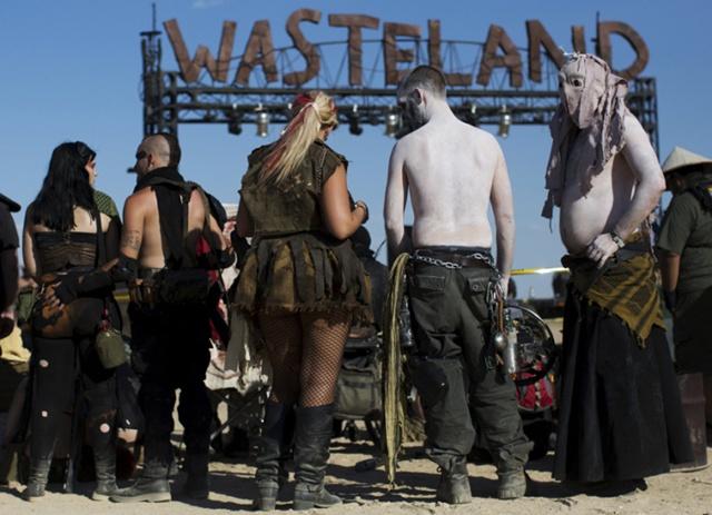 เทศกาล Wastedland